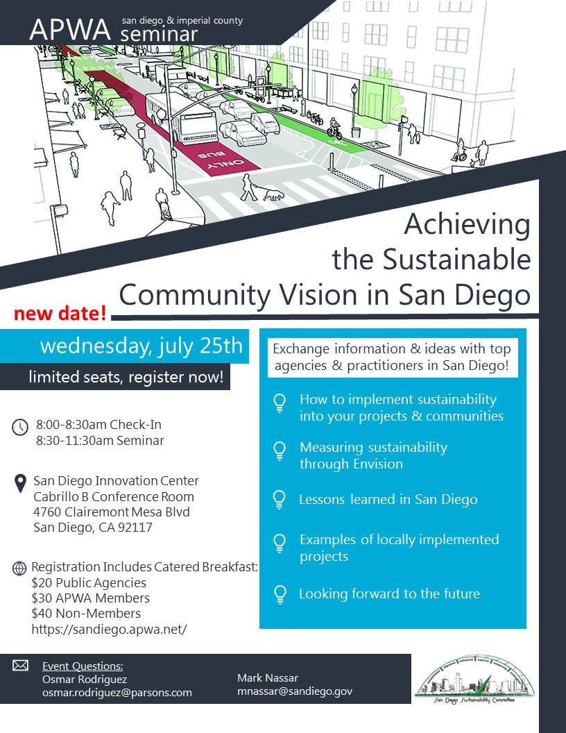 summer sustainability seminar